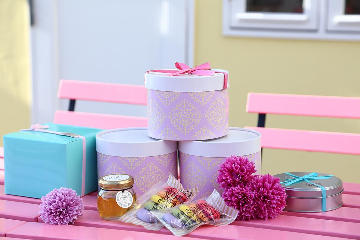 誰かにプレゼントしたくなる可愛らしいパッケージも魅力なパティスリー♪