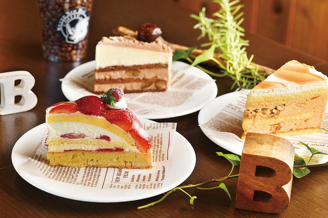BRAND NEW DAYのケーキ工房  『SWEETS FACTORY』がオープン!