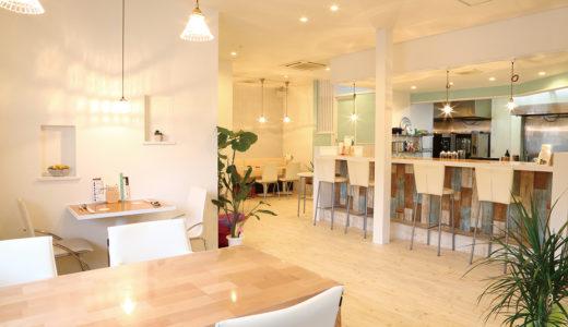 9月にオープンしたばかりのかわいい洋食屋さん。