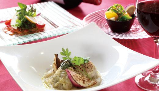 美味しい野菜たっぷり!季節感あふれるイタリアン。