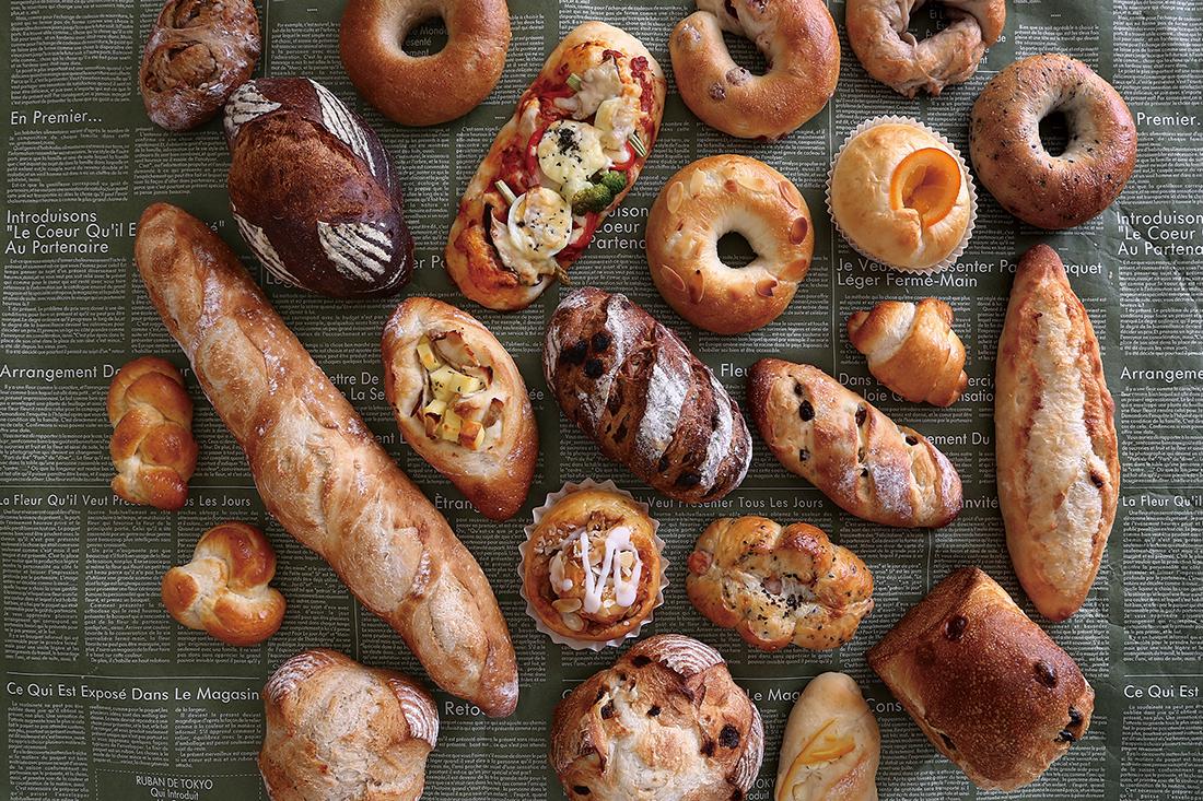 週末限定のパン屋さん。 優しい温もりが伝わってくる幸せのパン♡
