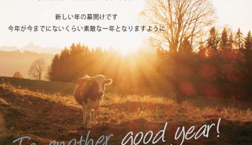 🎍新年のご挨拶🎍